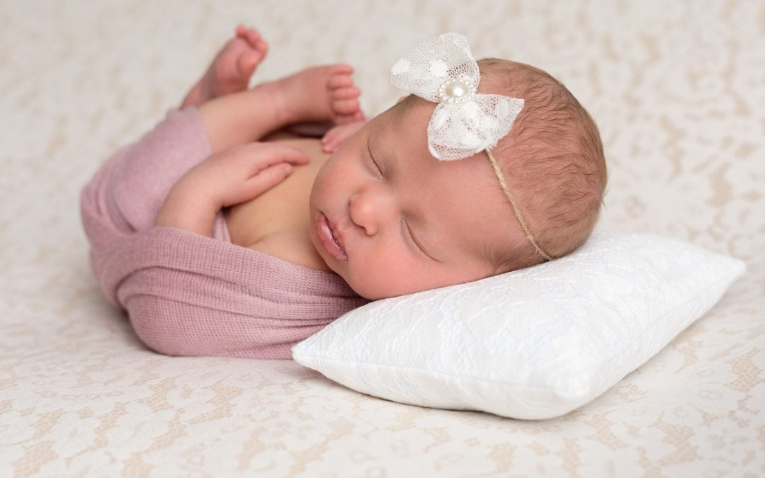 Your newborn photoshoot – What to expect