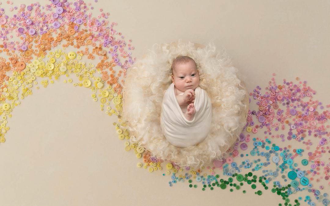 Rainbow Babies, Sleeping Babies & A Baby Who Broke All The Odds
