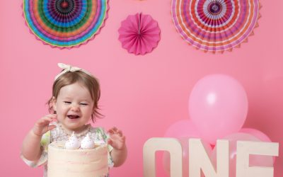 1st Birthday Cakesmash Photoshoot